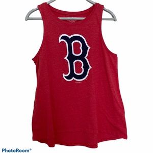 Red Sox 5th & Ocean Women's tank top sleeveless M